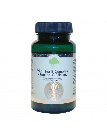 VITAMINA B-COMPLEX con Vitamina C